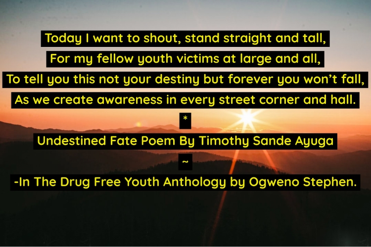 QUOTES FROM THE DRUG FREE YOUTH BOOK BY OGWENO STEPHEN (13)