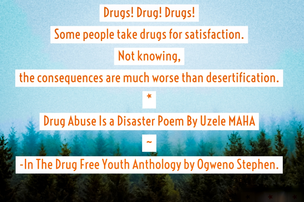 QUOTES FROM THE DRUG FREE YOUTH BOOK BY OGWENO STEPHEN (14)
