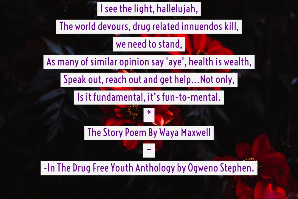 QUOTES FROM THE DRUG FREE YOUTH BOOK BY OGWENO STEPHEN (15)